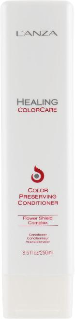 Балсам за защита на цвета на боядисана коса - L'Anza Healing ColorCare Color-Preserving Conditioner — снимка N2