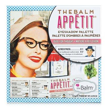 Палитра сенки за очи - theBalm Appetit Palette — снимка N3