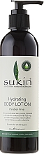 Парфюмерия и Козметика Хидратиращ лосион за тяло - Sukin Hydrating Body Lotion