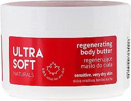 Парфюми, Парфюмерия, козметика Регенериращо масло за тяло - Tolpa Ultra Soft Naturals Regenerating Body Butter