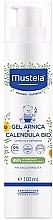Парфюмерия и Козметика Гел за тяло - Mustela Gel Arnica & Calendula Bio