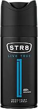 Парфюмерия и Козметика STR8 Live True - Дезодорант спрей