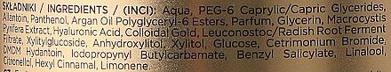 Мицеларна вода - Eveline Cosmetics Gold Lift Expert — снимка N3