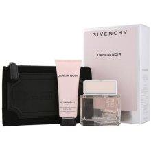 Парфюми, Парфюмерия, козметика Givenchy Dahlia Noir - Комплект (edt 75ml + b/l 75ml + чанта)
