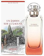 Парфюми, Парфюмерия, козметика Hermes Un Jardin Sur La Lagune - Тоалетна вода (мини)