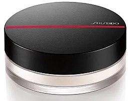 Парфюмерия и Козметика Насипна прозрачна пудра за лице - Shiseido Synchro Skin Invisible Silk Loose Powder