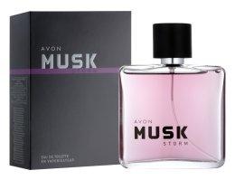 Avon Musk Storm - Тоалетна вода — снимка N1