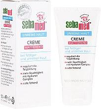 Парфюмерия и Козметика Матиращ крем за лице - Sebamed Clear Face Mattifying Cream