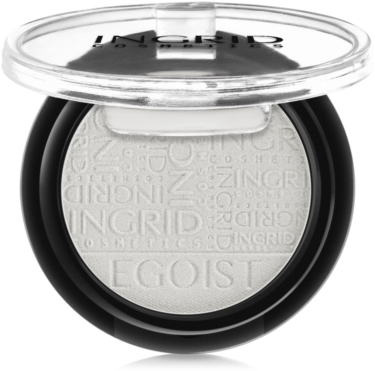 Сенки - Ingrid Cosmetics Egoist Eye Shadows — снимка N3