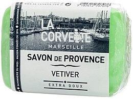 """Парфюми, Парфюмерия, козметика Провансалски сапун """"Ветивер"""" - La Corvette Provence Vetiver"""