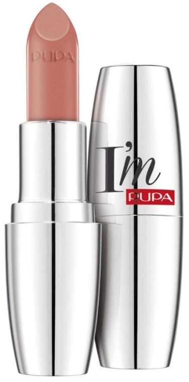 Червило за устни - Pupa I'm Lipstick