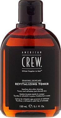 Лосион след бръснене - American Crew Revitalizing Toner — снимка N1