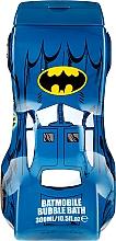 """Парфюмерия и Козметика Душ гел-пяна """"Batmobile"""" - Disney 3D Batmobile Bubble Bath"""