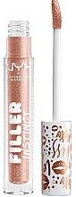 Парфюми, Парфюмерия, козметика Филър за устни - NYX Professional Filler Instinct Plumping Lip Polish