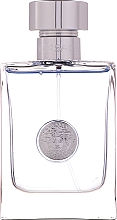Versace Pour Homme - Комплект за мъже (тоал.вода/50ml + душ гел/50ml + афтършейв-балсам/50ml) — снимка N5
