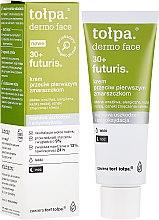 Парфюми, Парфюмерия, козметика Нощен крем за лице против първи бръчки - Tolpa Dermo Face Futuris 30+ Face Cream