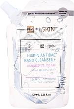 Парфюмерия и Козметика Антибактериален гел за ръце с плодов аромат - Hiskin Antibac Hand Cleanser+