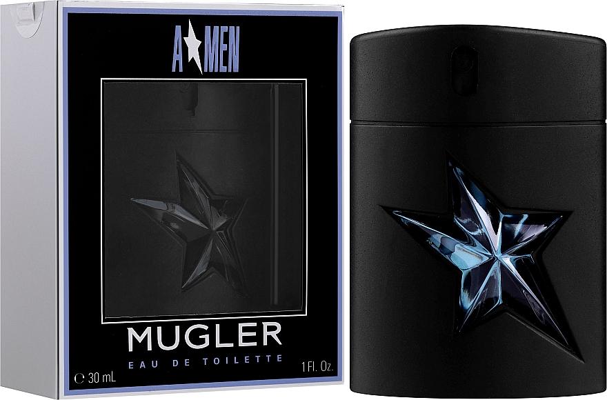 Mugler A Men - Тоалетна вода — снимка N2