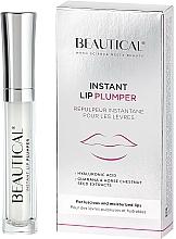 Парфюмерия и Козметика Овлажняващ серум за лице - Beautical Instant Lip Plumper For Luscious And Moisturized Lips