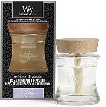 Парфюмерия и Козметика Арома дифузер - Woodwick Home Fragrance Diffuser Lavender Spa