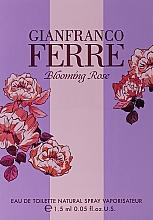 Парфюмерия и Козметика Gianfranco Ferre Blooming Rose - Тоалетна вода (мостра)