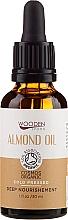 Парфюмерия и Козметика Бадемово масло - Wooden Spoon Almond Oil