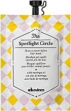 Парфюмерия и Козметика Маска за максимален блясък на косата - Davines Spotlight Circle Hair Mask