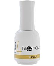Парфюмерия и Козметика Топ за гел лак - Elisium Diamond Liquid 4 Top Coat