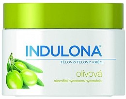 Парфюми, Парфюмерия, козметика Овлажняващ крем за тяло - Indulona Olive Body Cream