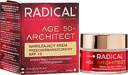 Парфюми, Парфюмерия, козметика Дневен крем за лице SPF 15 - Farmona Radical Age Architect 50+