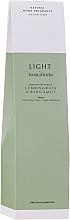 "Парфюмерия и Козметика Арома дифузер ""Лимонова трева и бергамот"" - AromaWorks Light Range Lemongrass & Bergamot Reed Diffuser"