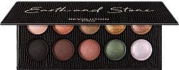 Парфюми, Парфюмерия, козметика Палитра сенки за очи, 10 цвята - Makeup Revolution Pro Colour Focus Palette