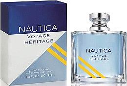 Парфюмерия и Козметика Nautica Voyage Heritage - Тоалетна вода