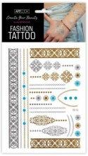 "Парфюмерия и Козметика Флаш татуировка ""Орнамент "" - Art Look"