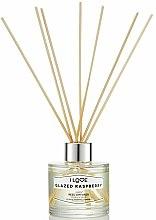 Парфюмерия и Козметика Дифузер с пръчици с аромат на глазирана малина - I Love Glazed Raspberry Reed Diffuser