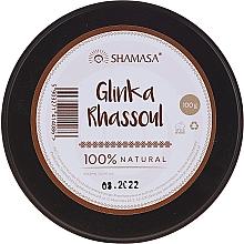 Парфюмерия и Козметика Козметична маруканска глина Расул - Shamasa