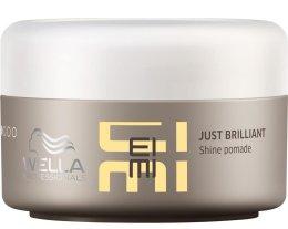 Парфюмерия и Козметика Продукт за блясък на косата - Wella Professionals EIMI Just Brilliant Shine Pomade