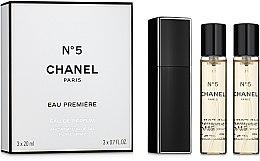 Chanel N5 Eau Premiere - Парфюмна вода (пълнител с калъф) — снимка N1