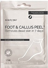 Парфюми, Парфюмерия, козметика Маска-пилинг от натоптышей - BeautyPro Foot & Callus Peel