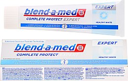 Парфюмерия и Козметика Паста за зъби - Blend-a-med Complete Protect Expert Healthy White Toothpaste