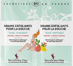 Парфюмерия и Козметика Скраб за тяло с гуарана - Secrets des Fees Scrub