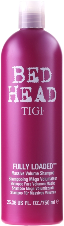 Шампоан за коса - Tigi Bed Head Fully Loaded Shampoo