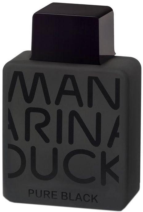 Mandarina Duck Pure Black - Тоалетна вода (тестер с капачка)