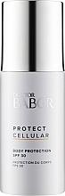 Парфюмерия и Козметика Хидратиращ слънцезащитен лосион за тяло - Doctor Babor Protect Cellular Body Protection SPF 30