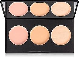 Палитра коректори за лице - Sleek MakeUP Corrector and Concealer Palette — снимка N3