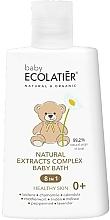 Парфюмерия и Козметика Детска измиваща грижа с комплекс от натурални екстракти 8 в 1 - Ecolatier Baby