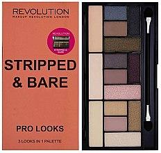 Парфюми, Парфюмерия, козметика Палитра сенки за очи, 15 цвята - Makeup Revolution Pro Looks Palette