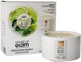 Парфюми, Парфюмерия, козметика Ароматна свещ - House of Glam Calabrian Mojito Candle