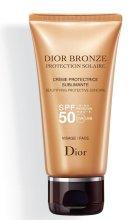 Парфюми, Парфюмерия, козметика Крем за ускоряване на тена - Christian Dior Dior Bronze Beautifying Protective Suncare SPF 50