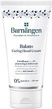 Парфюми, Парфюмерия, козметика Хидратиращ крем за ръце за суха кожа - Barnangen Balans Caring Hand Cream
